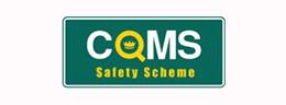 CQMS safety scheme logo