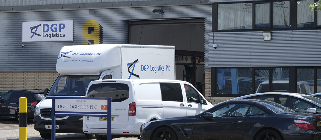 DGP Logistics Perivale